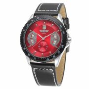 Ceas Winner Red Automatic