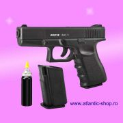 Pistol cu piper Glock 19 spray inclus