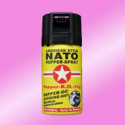 Spray NATO galben cu piper dispersant