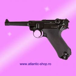 Pistol airsoft Luger P08 Parabellum full metal CO2 2J