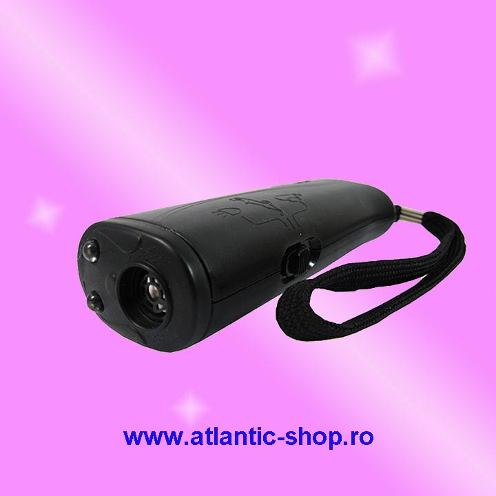 Aparat Cu Ultrasunete Anti Caini Agresivi Atlantic Shop